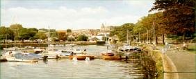prints kingsbridge south  devon south hams david young paintings