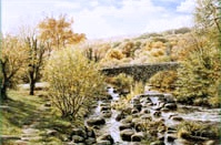 print dartmeet dartmoor david young paintings