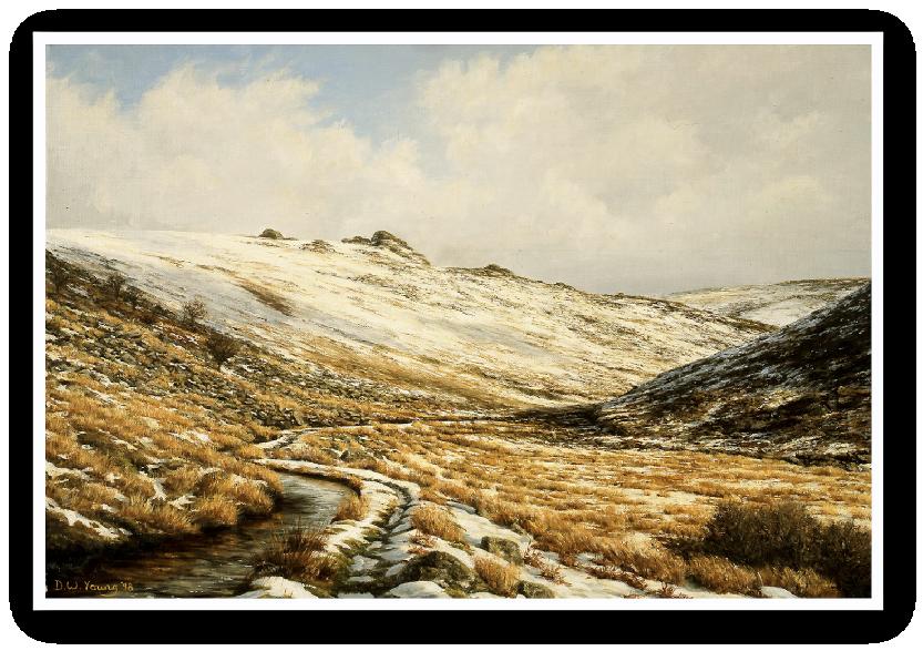 Winter Solstice, Tavy Cleave, Dartmoor